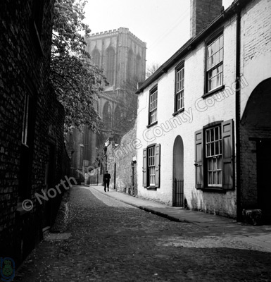 Chapter House Street, York